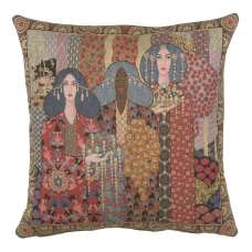 Aladin Left European Cushion Cover