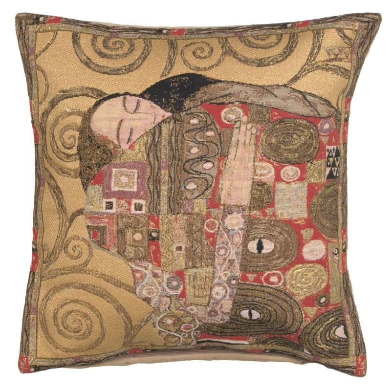 The Accomplissement Gold European Cushion Covers