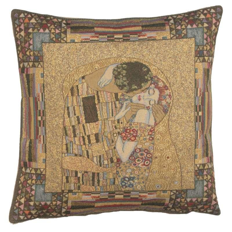 The Kiss I European Cushion Cover