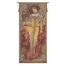 Mucha Autumn European Tapestry