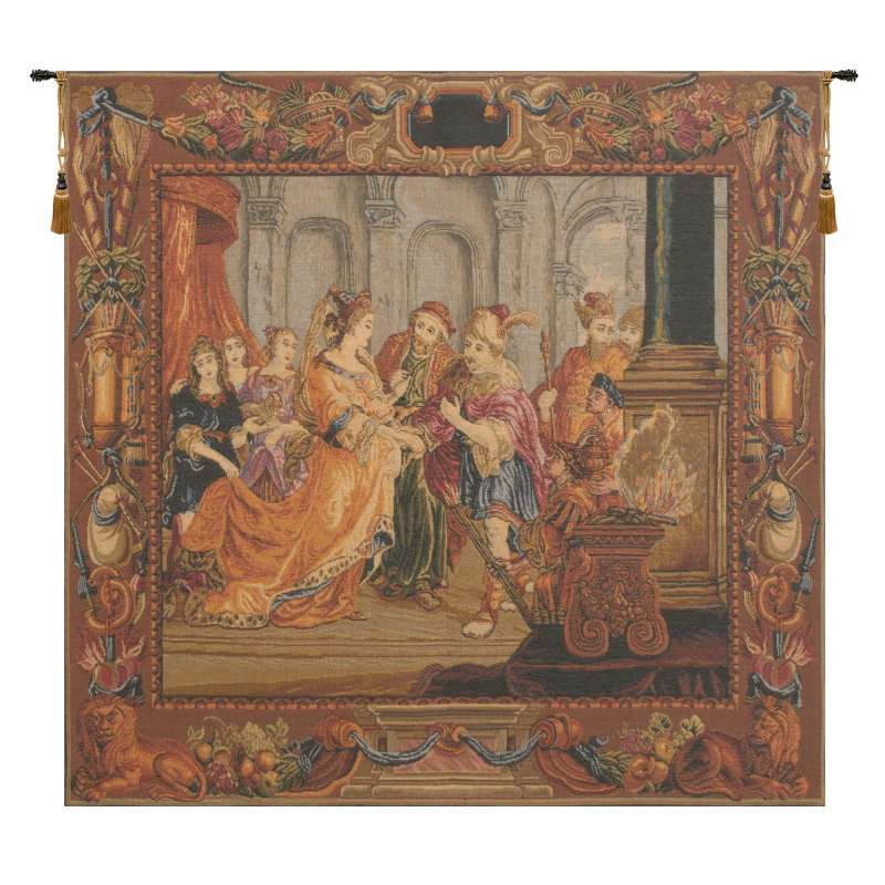 Soliman European Tapestry