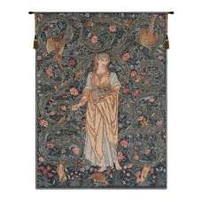Flora without border European Tapestry