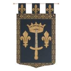 Jehanne D Arc European Tapestry
