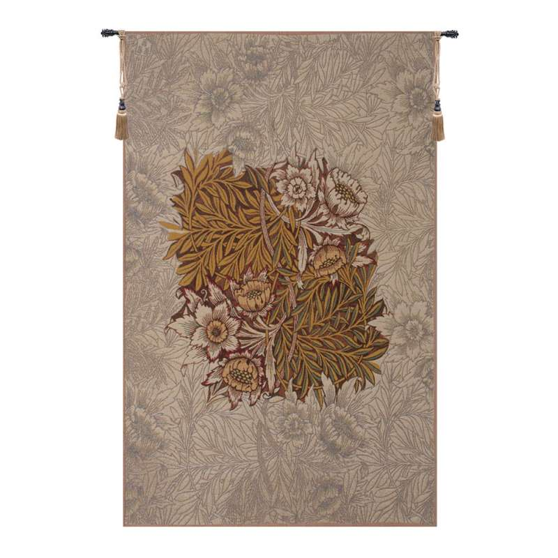 Saules Bois French Tapestry Wall Hanging