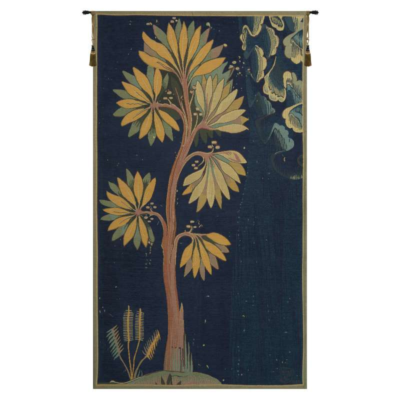 Storm Orage French Tapestry Wall Hanging
