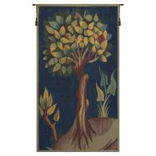 Fruit Tree Arbre Fruitier French Tapestry Wall Hanging