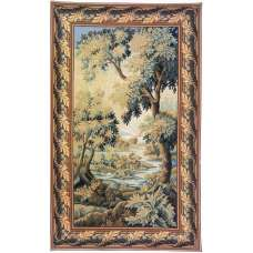 The Forest of Clairmarais French Tapestry Wall Hanging