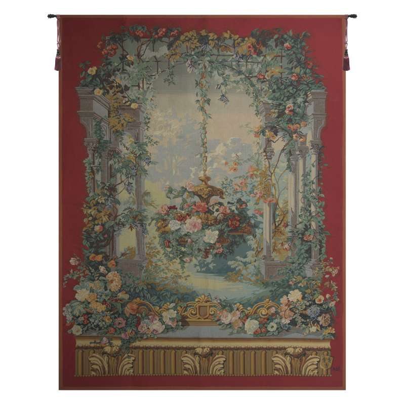 Rotonde de Armide French Tapestry Wall Hanging