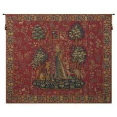 Le Toucher (Touch) French Tapestry Wall Hanging