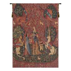 Smell European Tapestry Wall Hanging