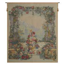 Bouquet de Armide French Tapestry Wall Hanging