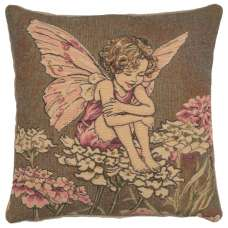 Candytuft Fairy Dark Cicely Mary Barker European Cushion Covers