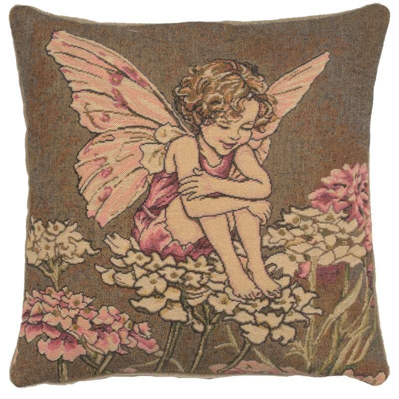 Candytuft Fairy Dark Cicely Mary Barker European Cushion Covers