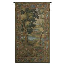 Verdure Meudon French Tapestry Wall Hanging