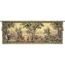 Four Seasons Les Quatre Saisons French Tapestry Wall Hanging