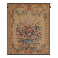 Vaux le Vicomete In July French Tapestry Wall Hanging