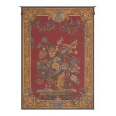Vaux le Vicomete In November French Tapestry Wall Hanging