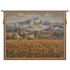 Provence I French Tapestry Wall Hanging
