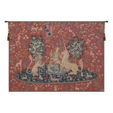 Sight European Tapestry Wall Hanging