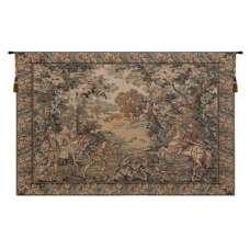 Hunting Scene Fersan European Tapestry