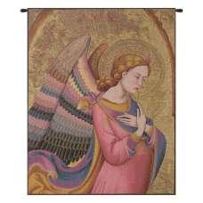 L Monaco Angel Italian Tapestry Wall Hanging