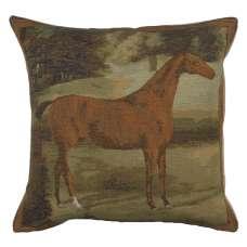 Alezan Horse French Tapestry Cushion