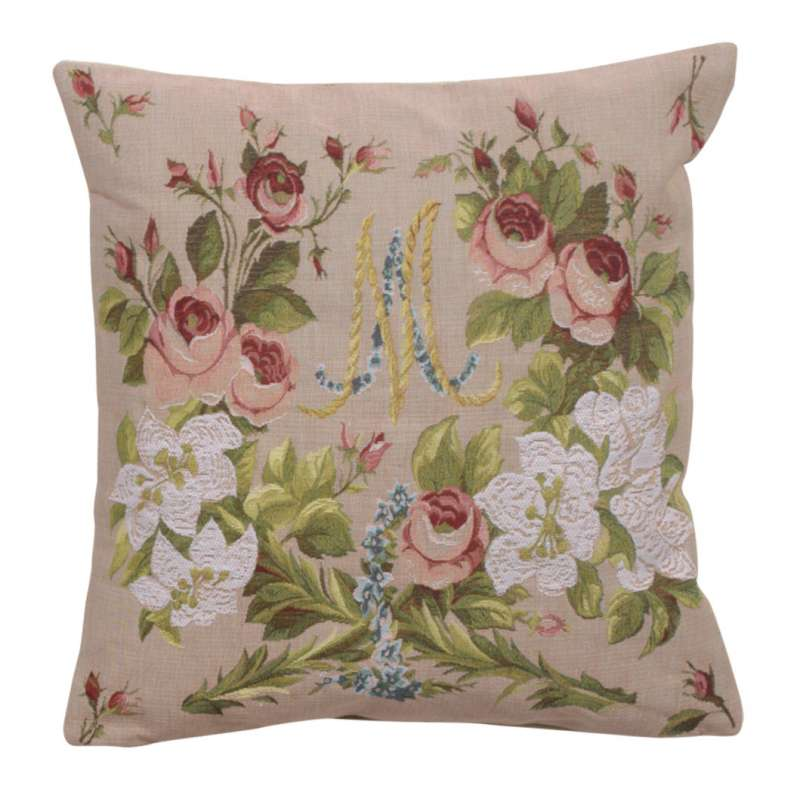 Marie Antoinette I French Tapestry Cushion