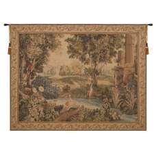 Verdure Aux Oiseaux II French Tapestry