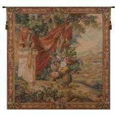 Bouquet Au Drape II French Tapestry