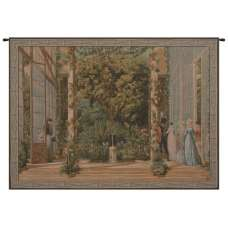 La Grand Serre French Tapestry