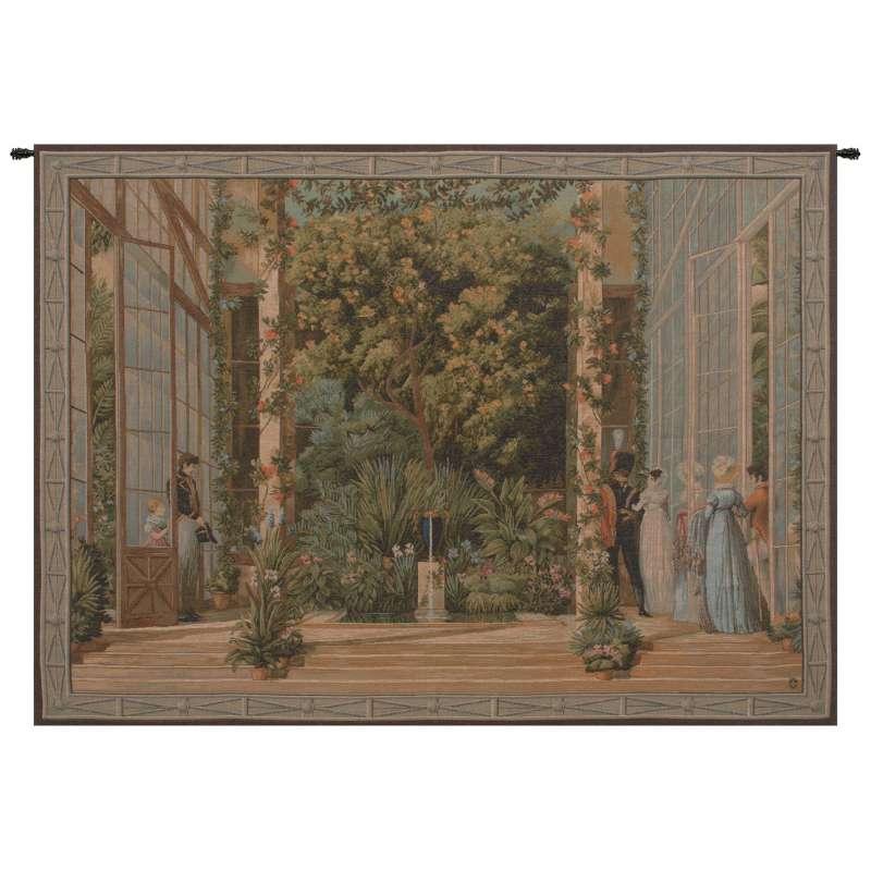 La Grand Serre French Tapestry