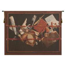 Office of Curiosities French Tapestry