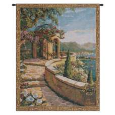 Capri Mini Belgian Tapestry Wall Hanging