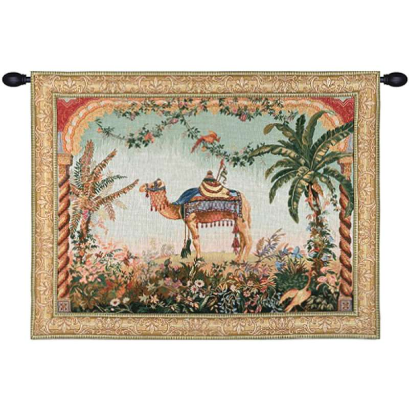 The Camel French Tapestry