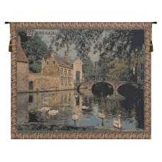 Brugge I European Tapestry