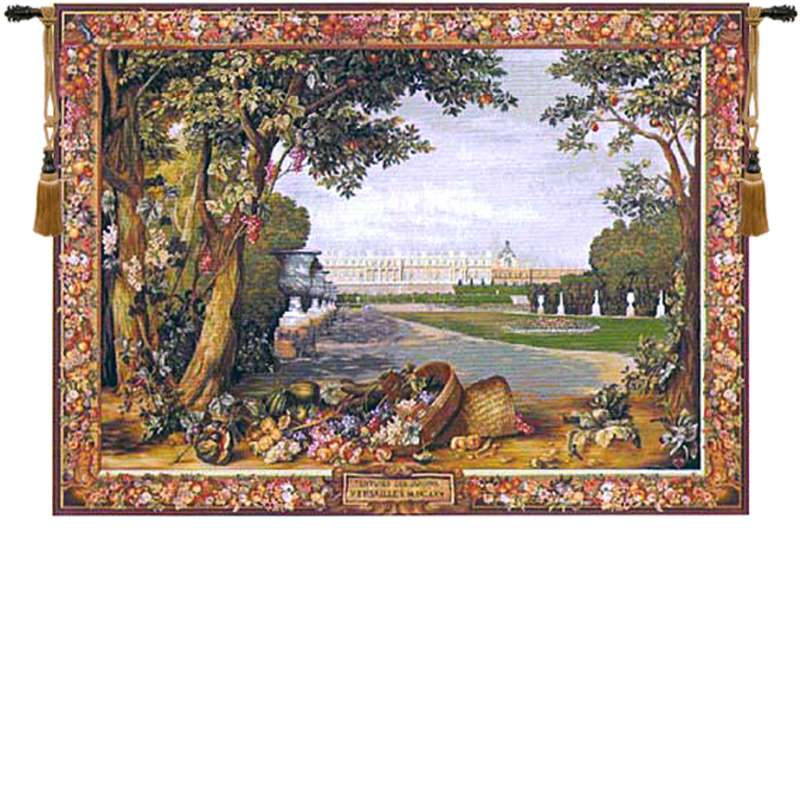 Versailles Promenade French Tapestry