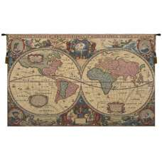 Chenille Globe European Tapestries