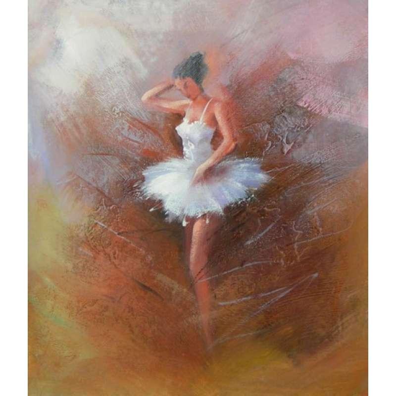 Ballerina Canvas Oil Painting