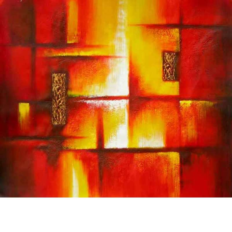 The Wall Canvas Oil Painting