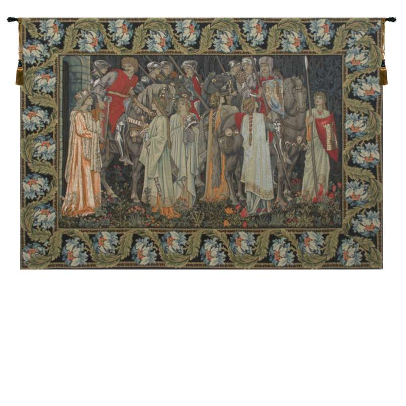 The Holy Grail  European Tapestry
