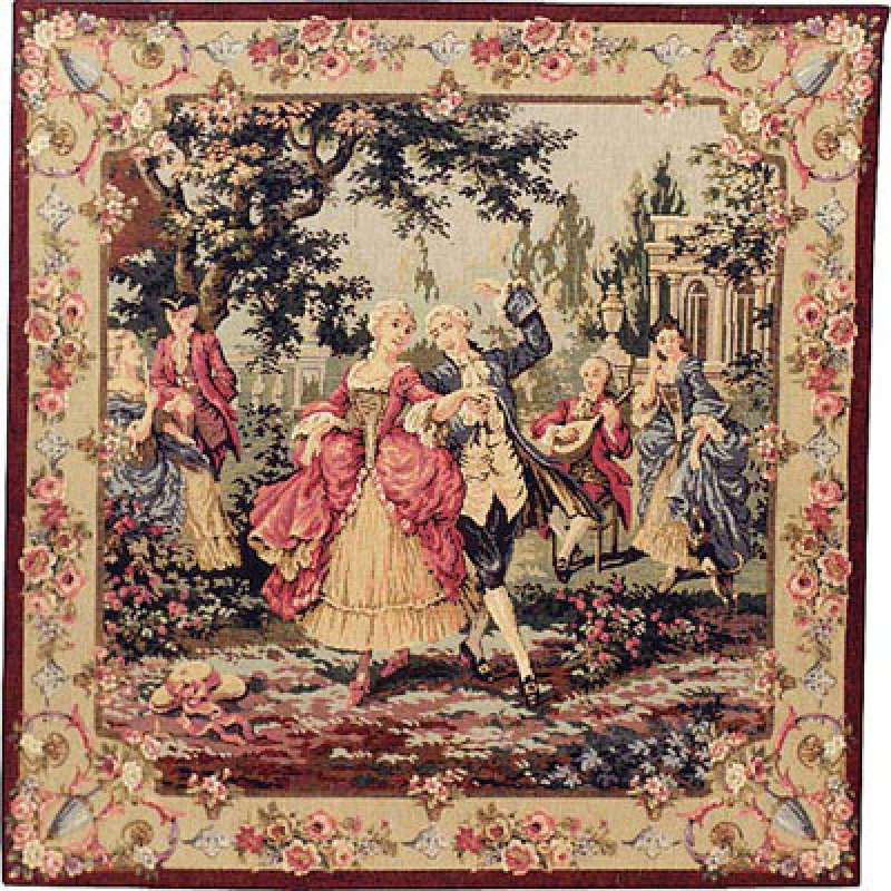 Society in the Park (Middle) European Cushion Covers