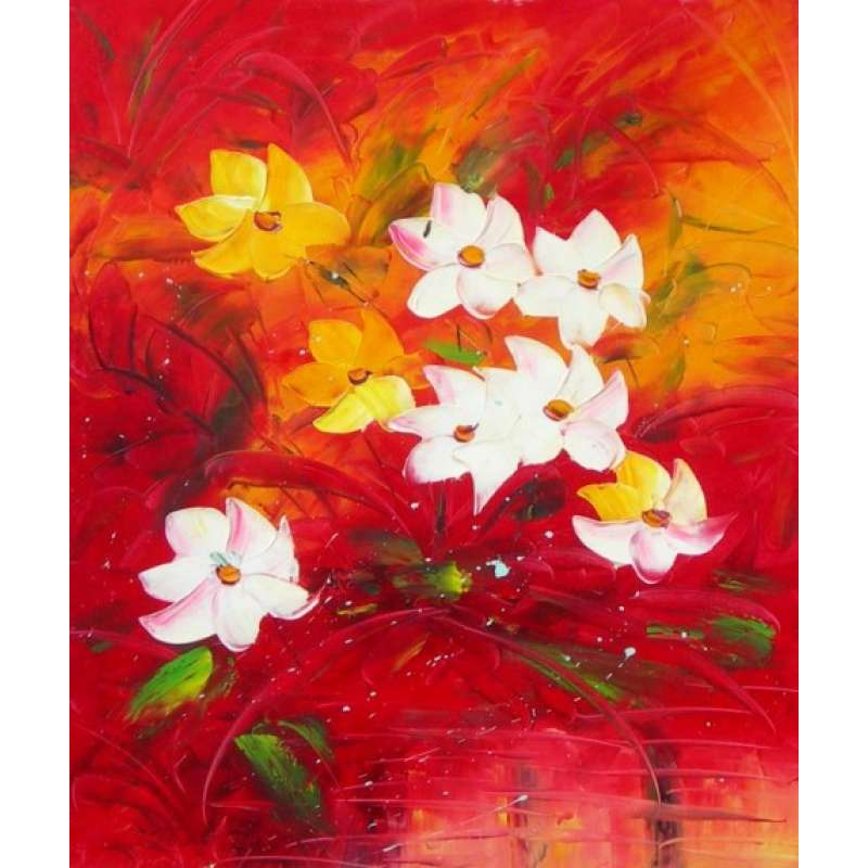 Sugar and Spice Canvas Oil Painting