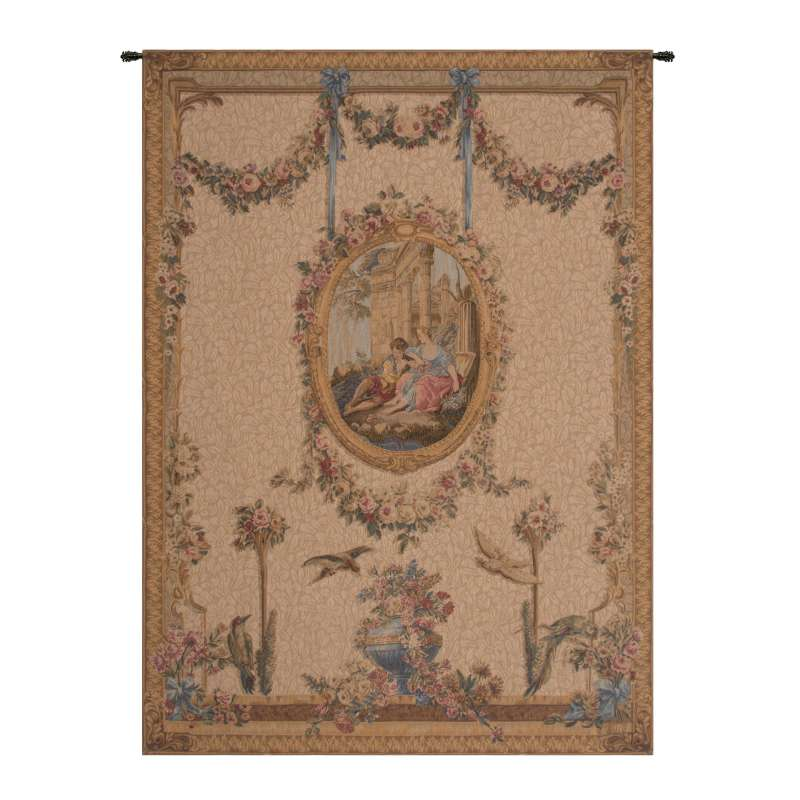 Serenade Creme French Tapestry