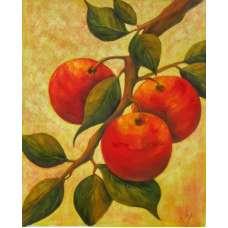 Harvest Canvas Oil Painting