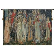 Holy Grail I European Tapestry Wall Hanging