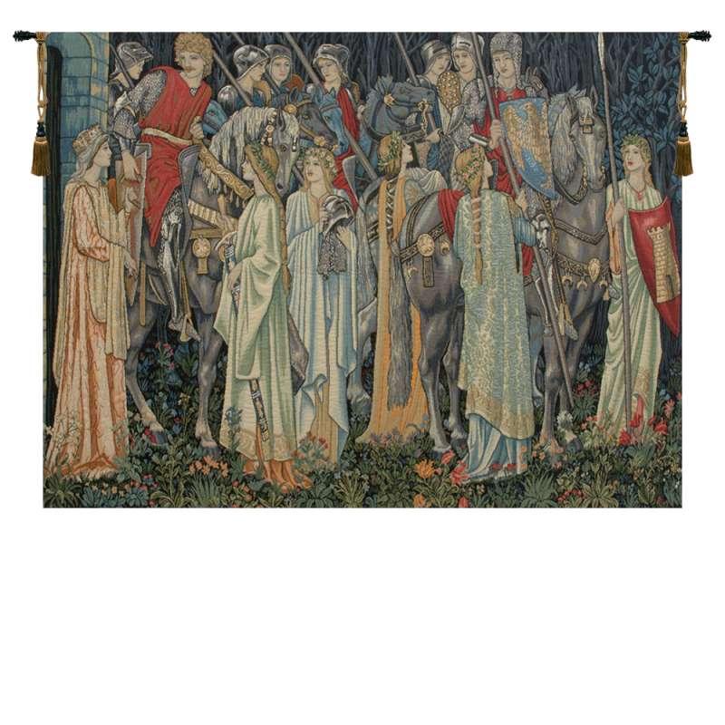 Holy Grail I European Tapestry