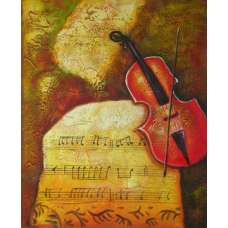 Music of Antiquity Canvas Oil Painting