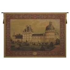Chateau Valencay I European Tapestry