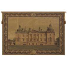 English Castle European Tapestry