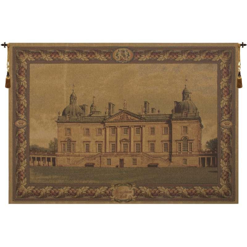 English Castle European Tapestry